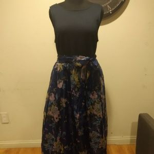 ModCloth Tulle Maxi Dress